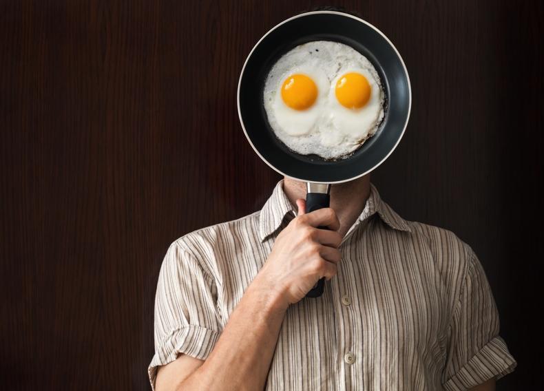 польза яиц для мужчин