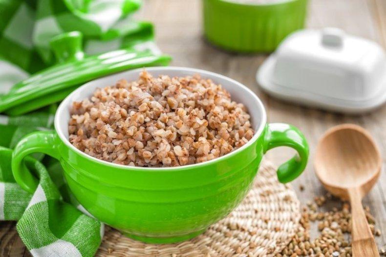 Полезна ли гречневая диета?