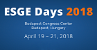 ESGE Days 2018 or European Society of Gastrointestinal Endoscopy Days 2018 (ESGE 2018)