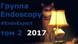 Опыт группы Endoscopy FB НОЯБРЬ 2017